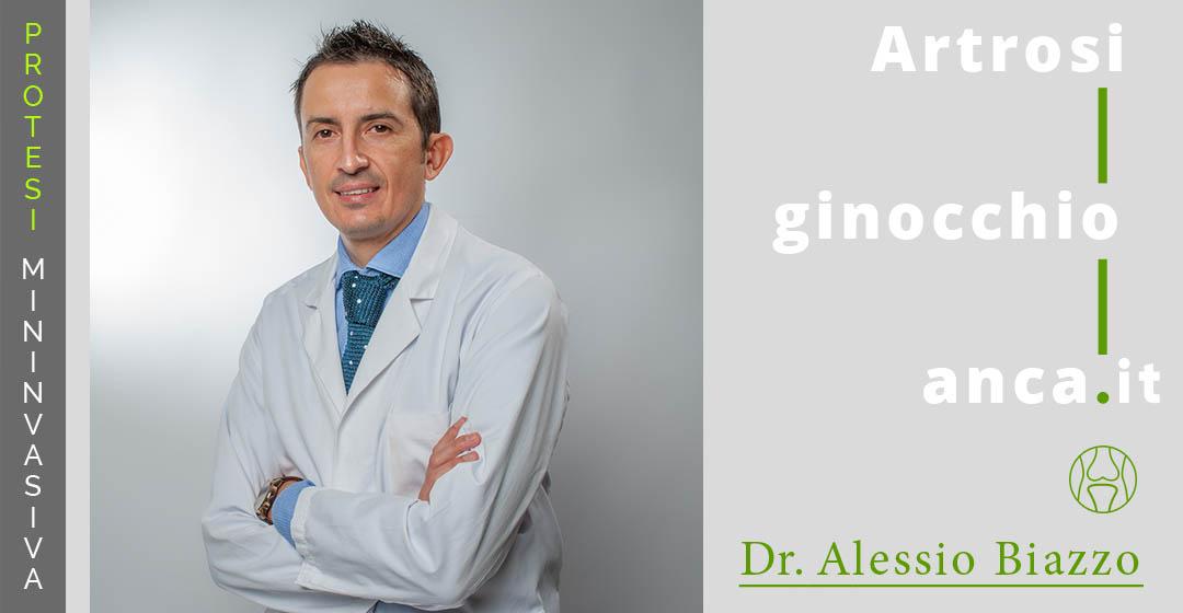 Blog del Dottor Alessio Biazzo - Chirurgo ortopedico specialista in protesi mininvasiva del ginocchio e dell'anca